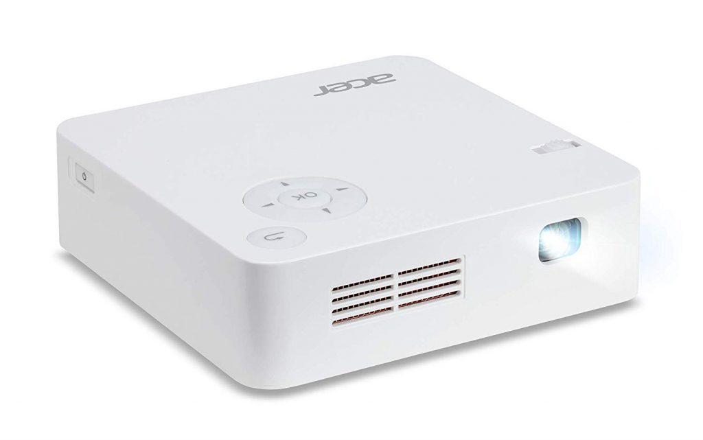 Acer C202i, LED