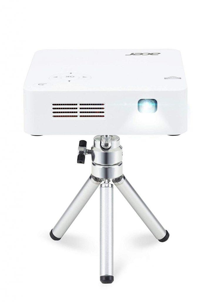 Acer C202i, trípode