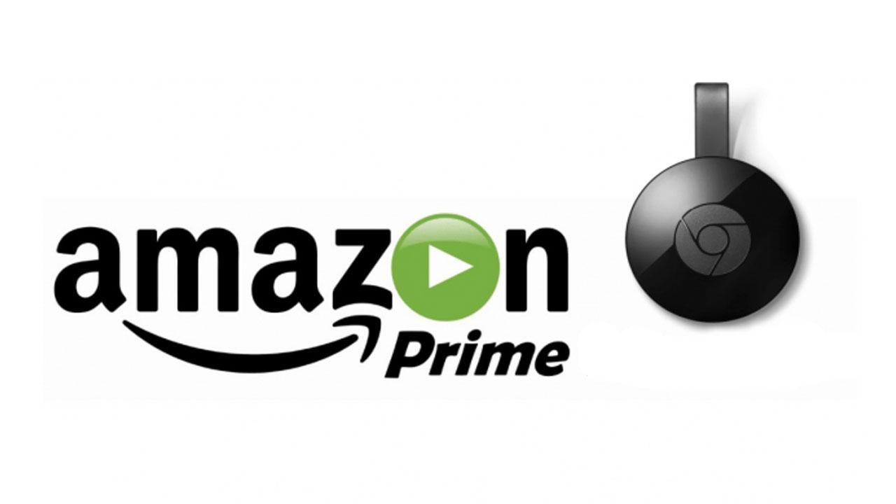 Amazon Prime Video compatible con Chromecast
