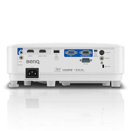 BenQ MW612 - conectividad e interfaces