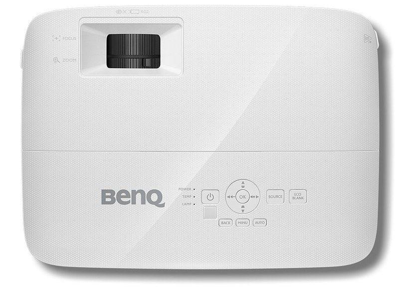 BenQ MW612 - parte superior