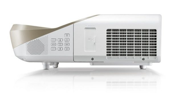 BenQ W1600UST - Diseño lateral izquierdo