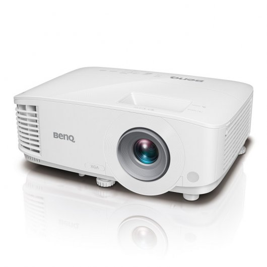 Benq MX731 - diseño frontal-lateral