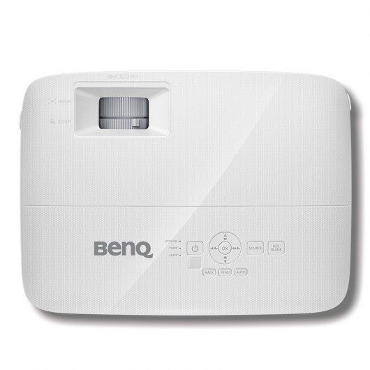 Benq MX731 - diseño superior