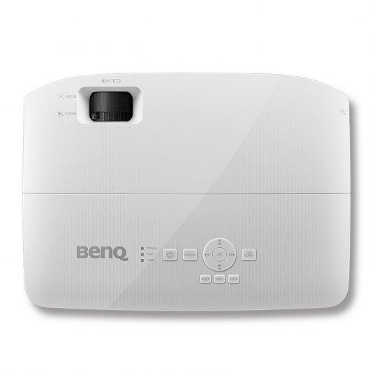 BenqTW535 - parte superior