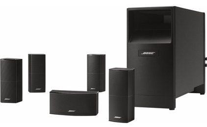 Bose Acoustimass 10 Series V - diseño
