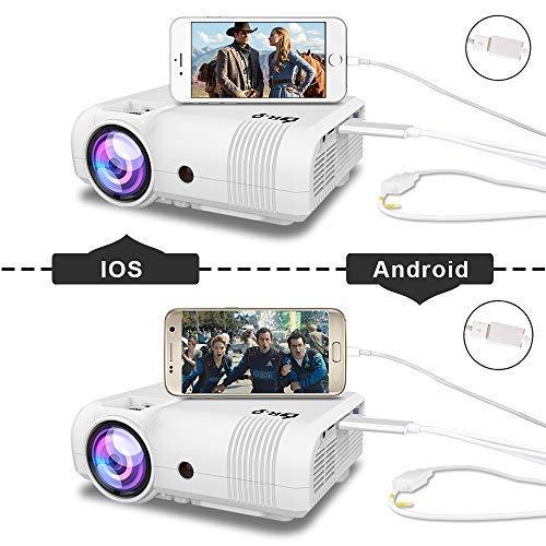DR.Q 3600 Lux - conectividad