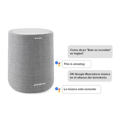 Harman Kardon Citation Bar - asistente de Google