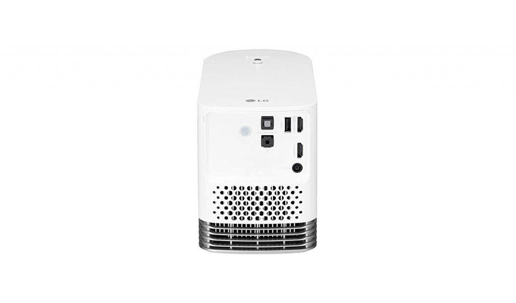 LG HF80LSR, multiconectividad