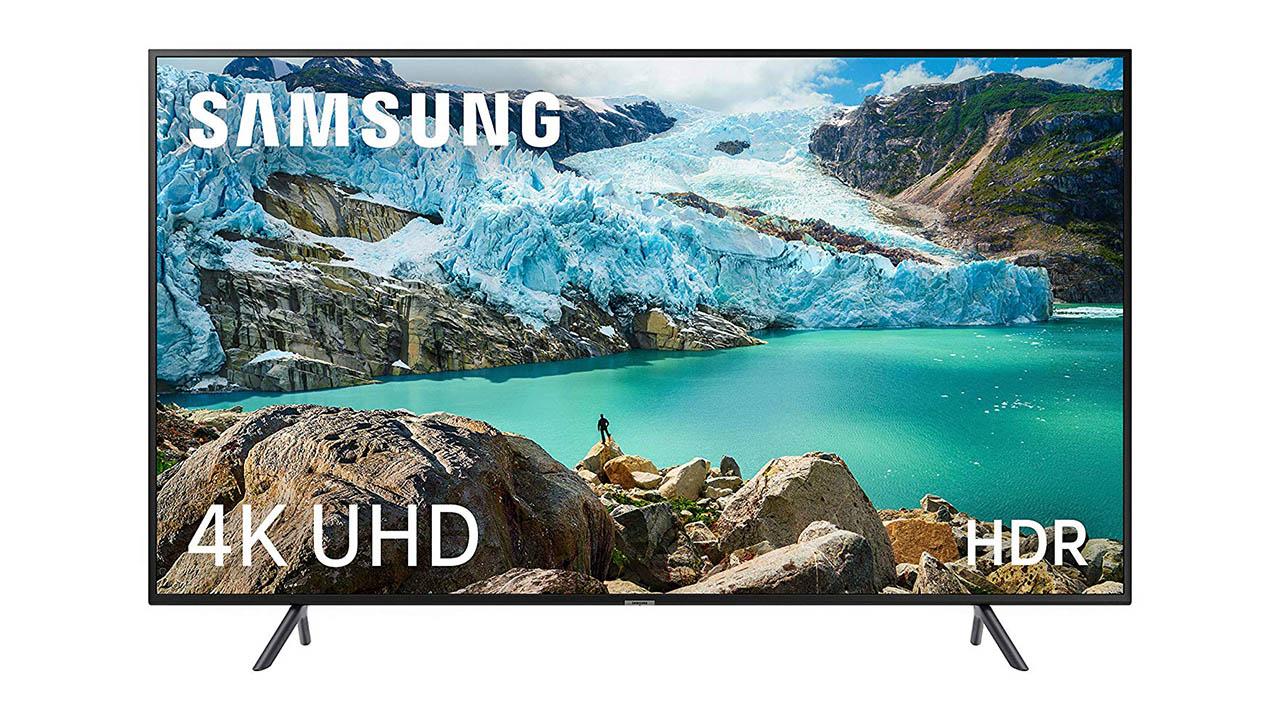 Samsung 75RU7105 - destacada