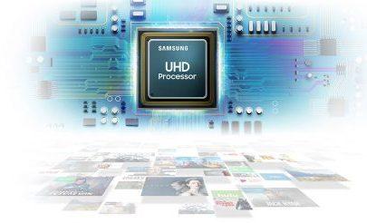 Samsung 75RU7105 - procesador 4K UHD