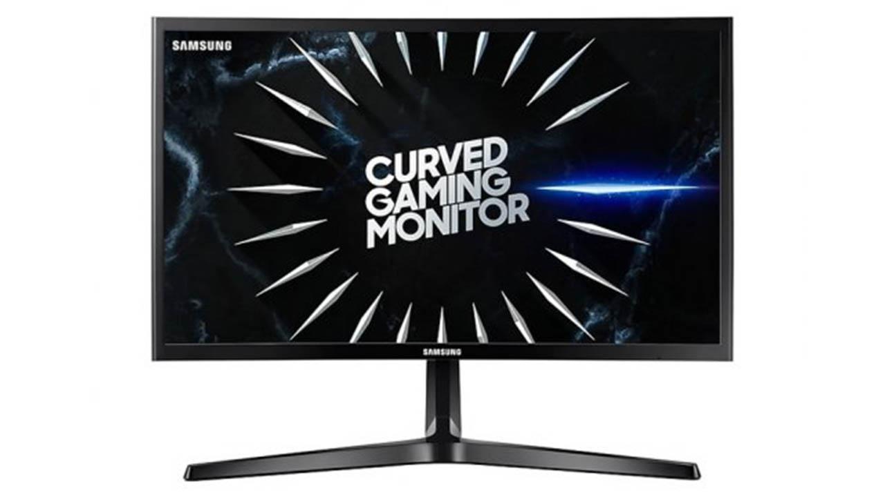 Samsung C24RG54FQU - Destacada