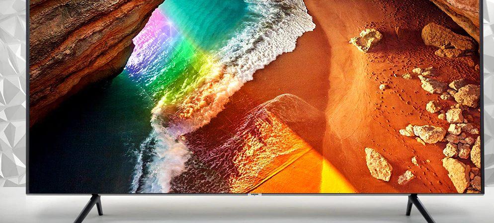 La calidad de imagen del Samsung QE65Q60RATXXC es una auténtica exquisitez