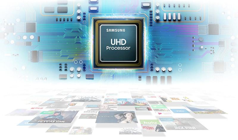 Samsung UE43RU7475