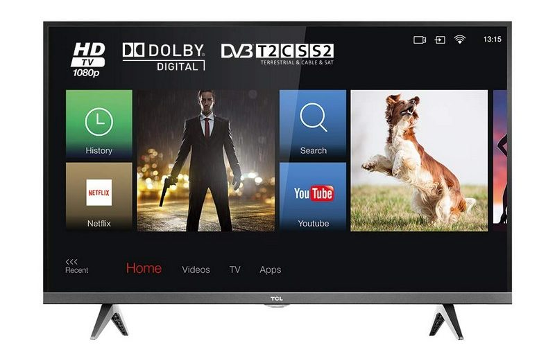 TCL 32DS520 - Sistema operativo