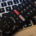 botón de contenido aleatorio en Netflix