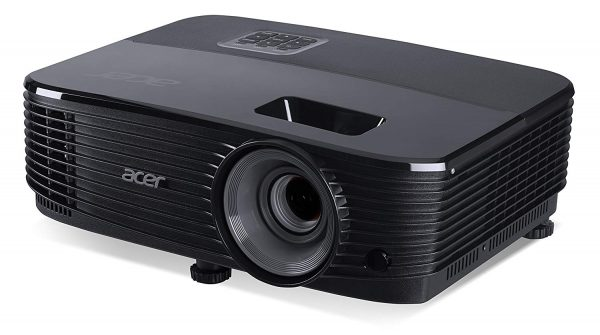 Acer X1123H - Diseño frontal en perspectiva