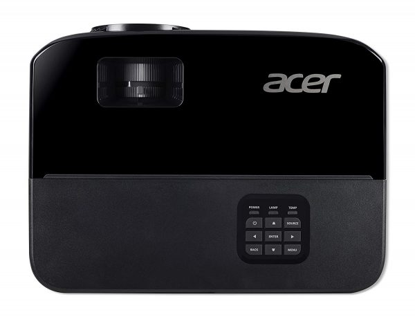 Acer X1123H - Diseño superior