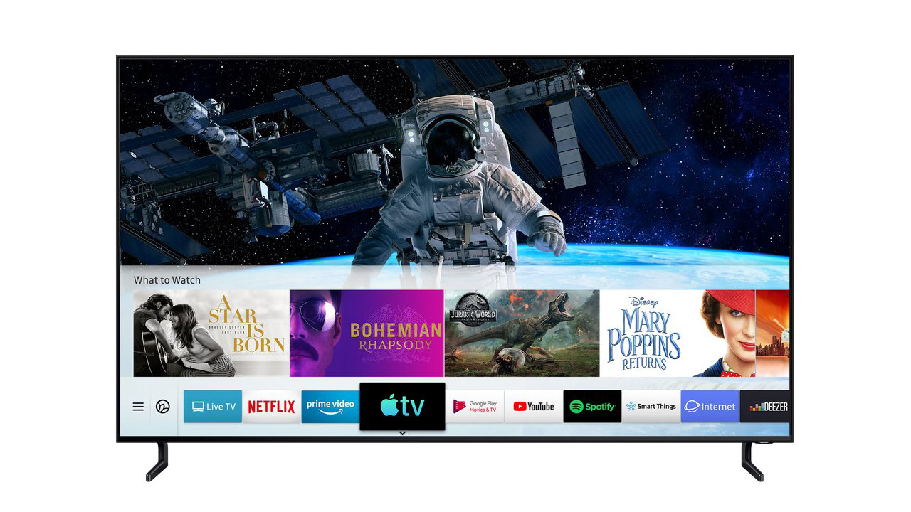Apple TV, AirPlay2 y Samsung