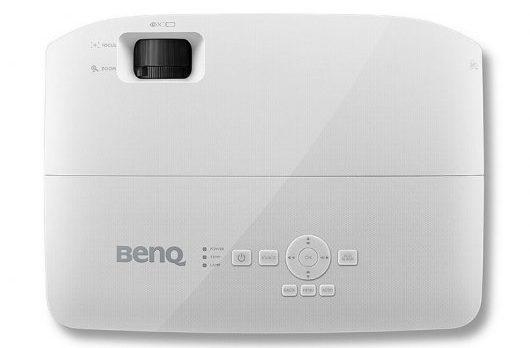 Benq MH535 - Diseño superior