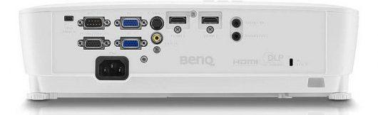 Benq MX535 - Puertos y conexiones