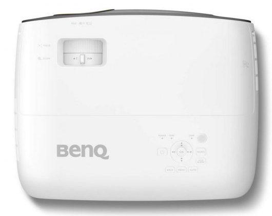 Benq W1720 - Diseño superior