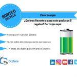 Copia de SORTEO pack energia 5 regalos