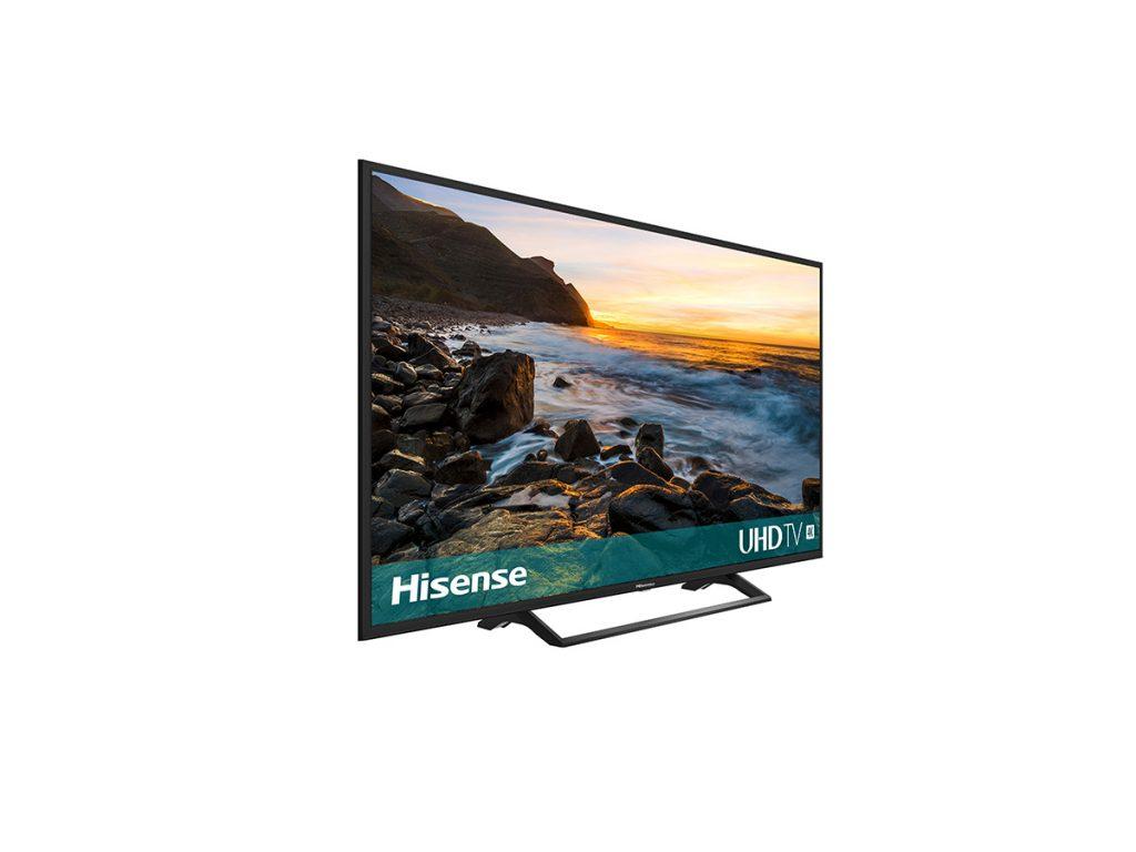 Hisense 55B7300, calidad de imagen