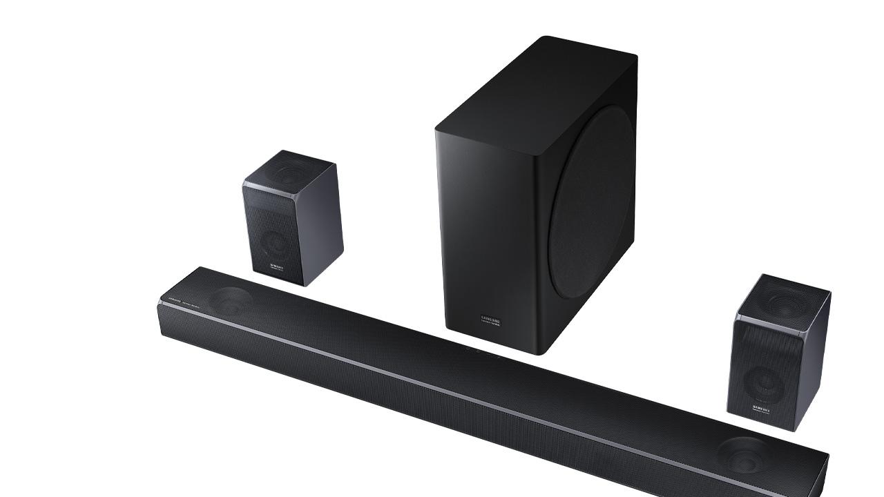 Nuevas barras de sonido de Samsung