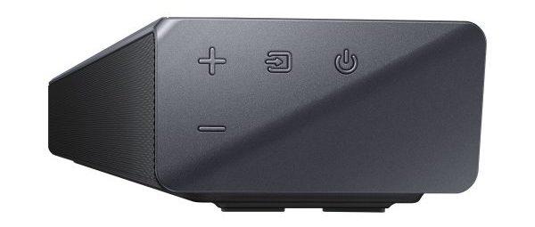 Samsung HW-Q70R - Botones de la barra de sonido