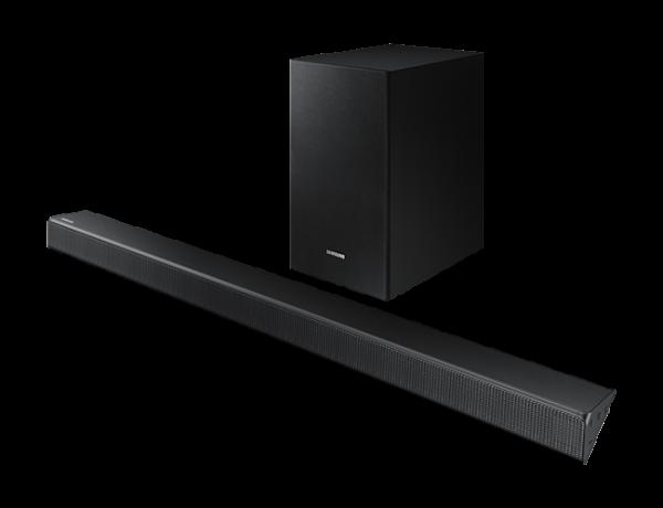 Samsung HW-R550 - Barra de sonido y subwoofer juntos