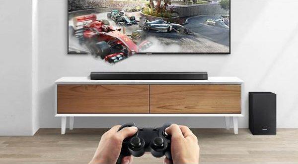Samsung HW-R550 - modo de juego