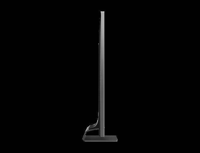 He aquí el perfil más delgado del año en materia de televisores con el Samsung 65Q90R