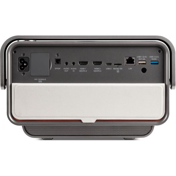 Viewsonic X10-4K, conectividad