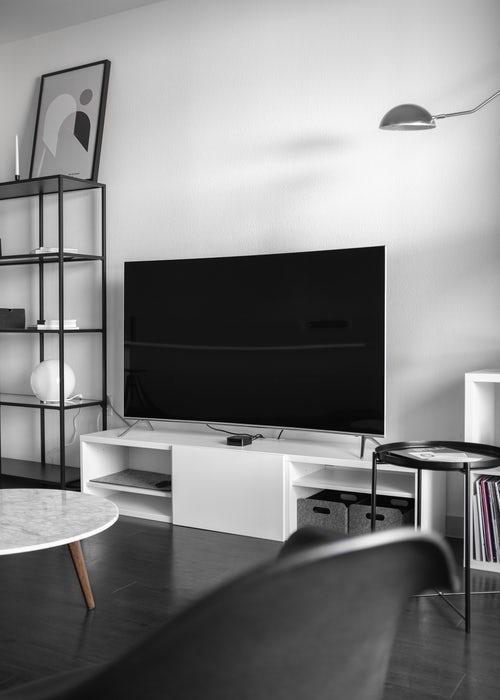 Evolución de los paneles de televisión
