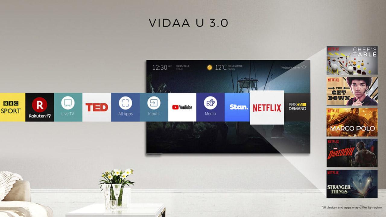inteligencia artificial en los televisores Hisense