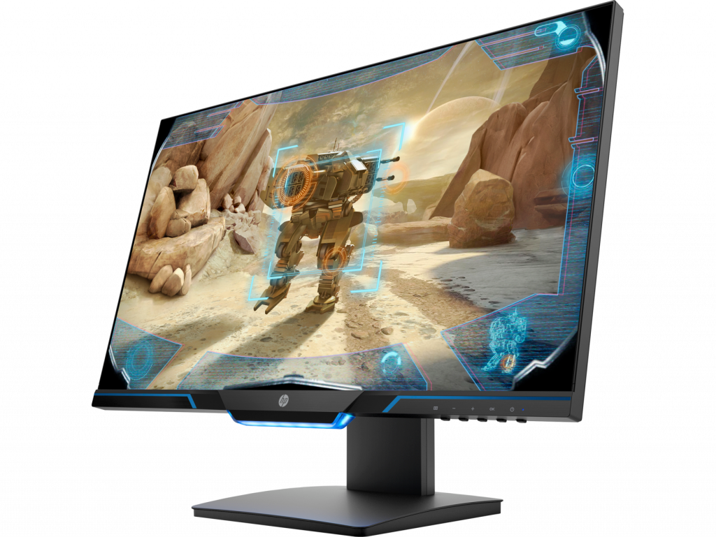 HP 25mx, pantalla