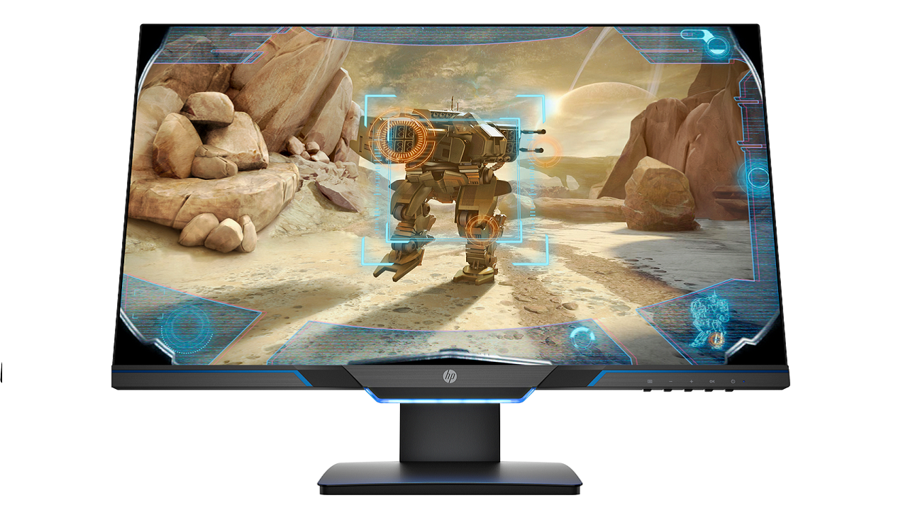 HP 25mx, un monitor para demostrar tus habilidades de juego
