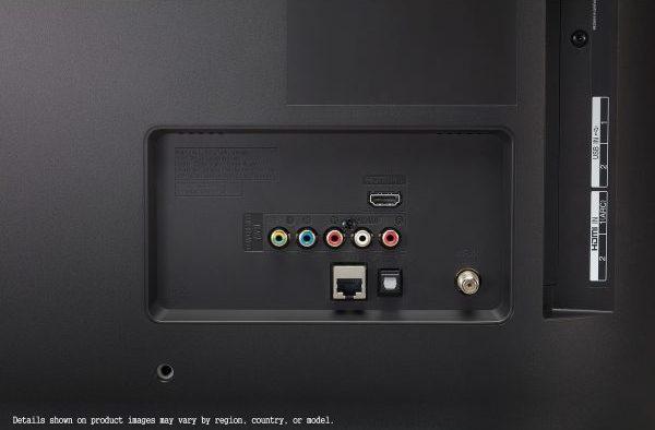 LG 32LM6300PLA - Puertos y conexiones