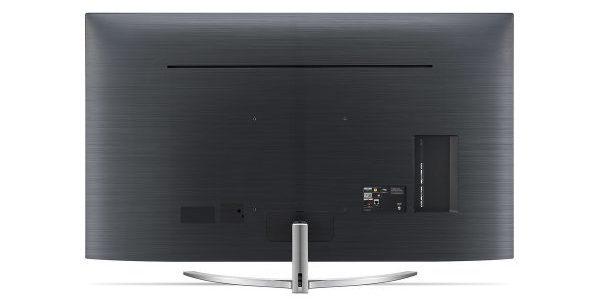 LG 55SM9800 - Diseño posterior