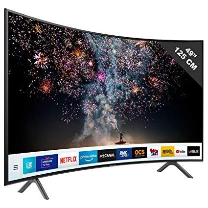 Tizen sigue siendo el rey incondicional de los sistemas smart para TV y Samsung 49RU7305 lo incluye