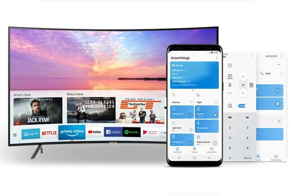 Samsung UE55RU7372
