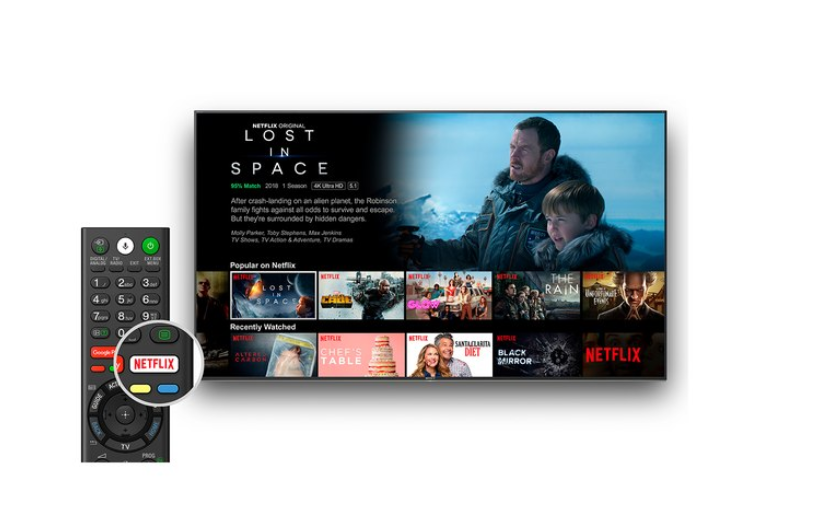 El SO del televisor es de los mejores en el mercado actual
