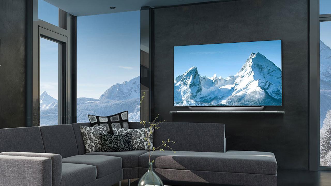 televisores OLED pequeños