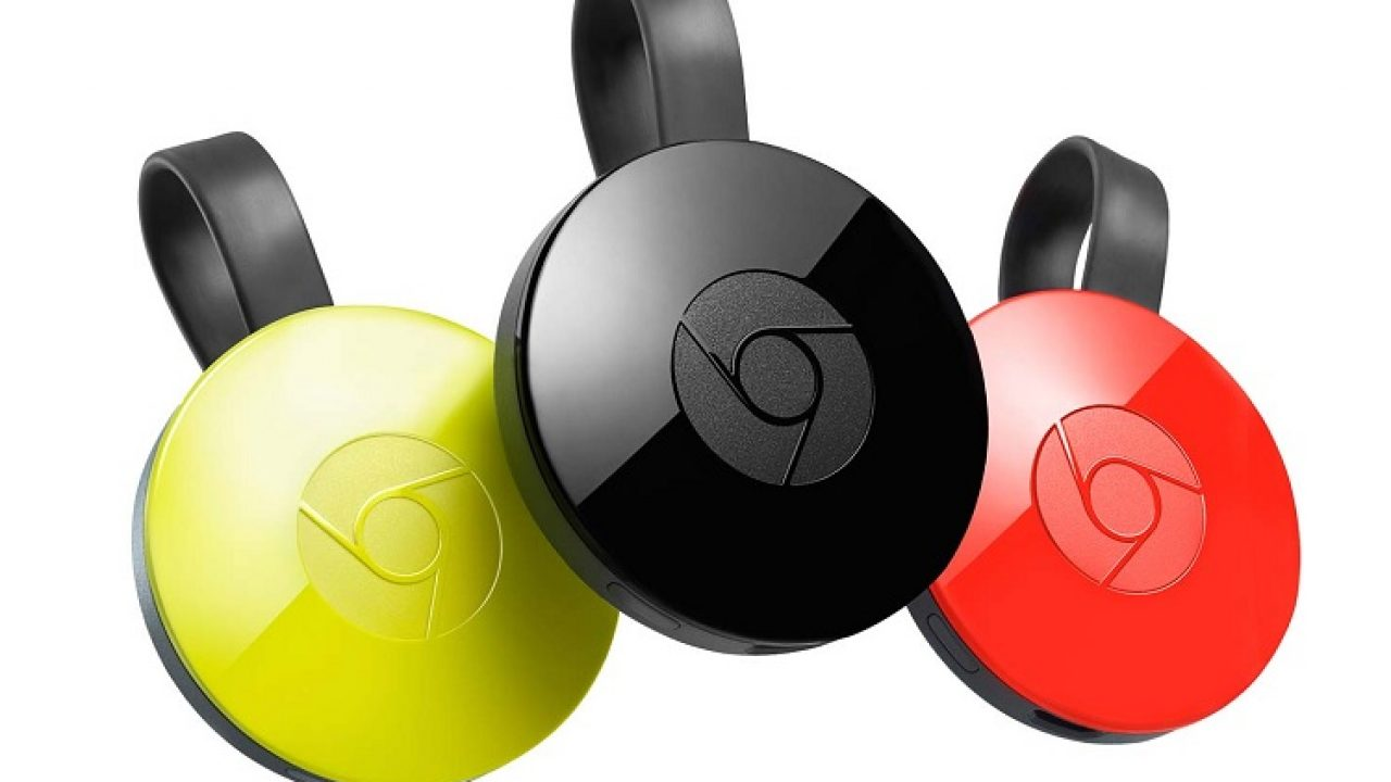 Aplicaciones para usar con Chromecast