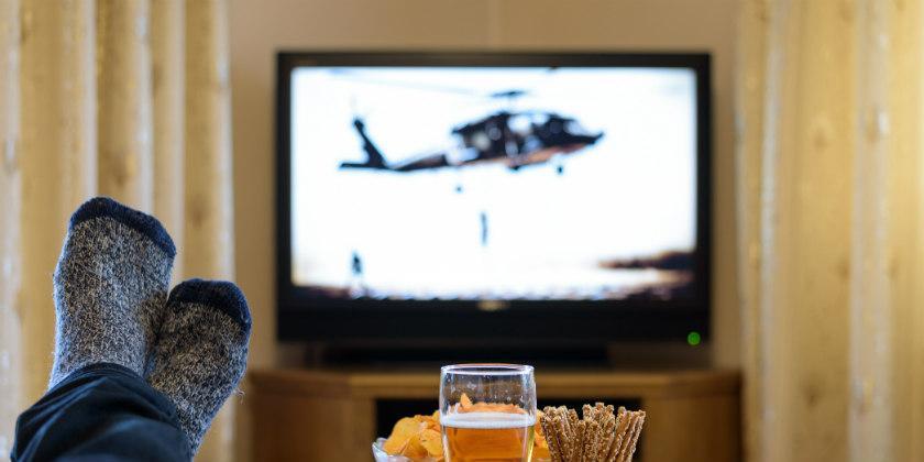 Disfruta de la experiencia de estar delante del televisor