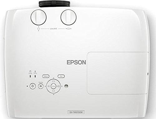 Epson EH-TW6700W, conectividad