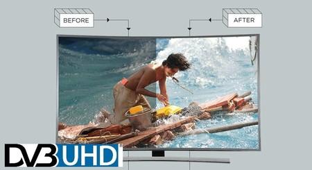 El DVB, disponible en el TDT, mejora dando el paso al HDR