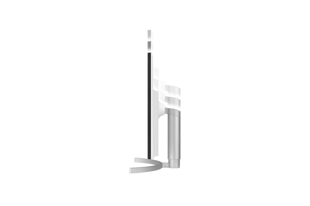 LG 32UL750-W, soporte
