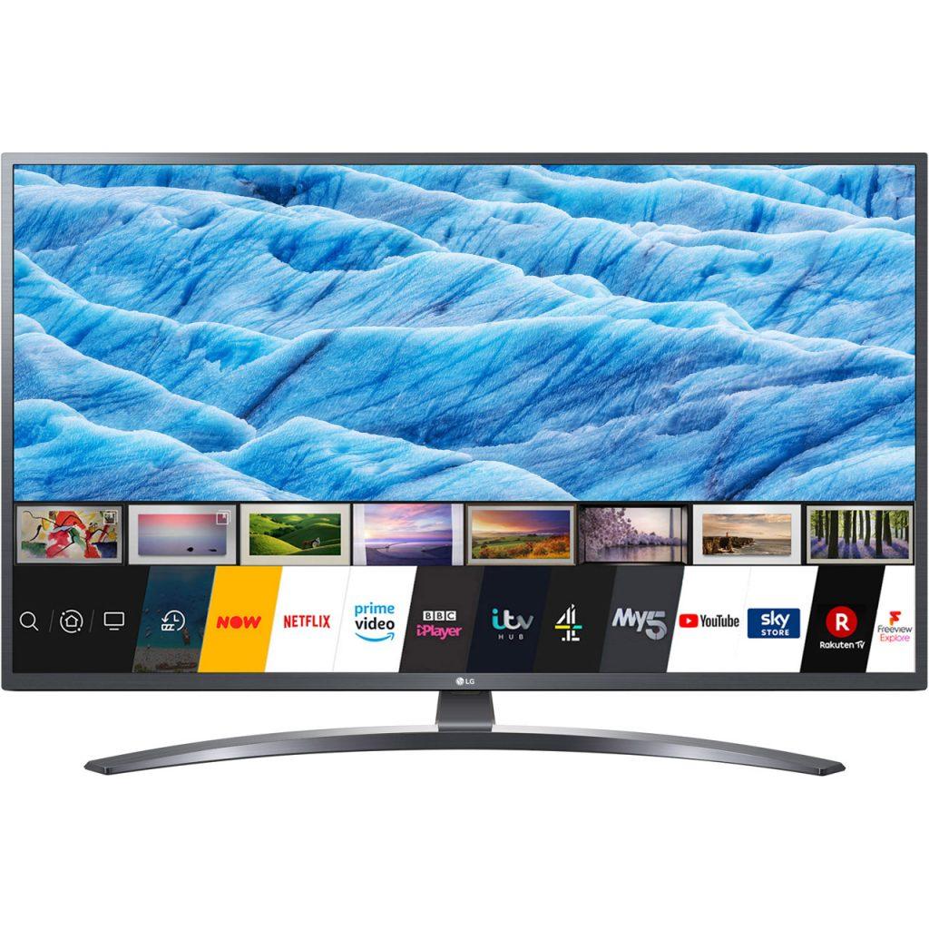 LG 43UM7400PLB, Smart TV